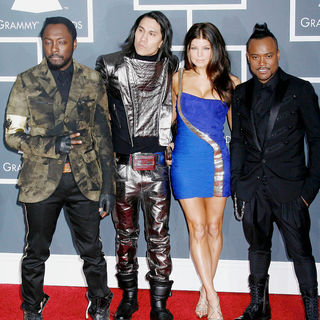 Black Eyed Peas in 52nd Annual Grammy Awards
