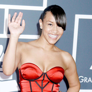Chani Christie in 52nd Annual Grammy Awards