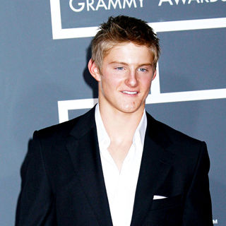 Alexander Ludwig in 52nd Annual Grammy Awards