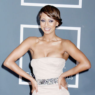 Keri Hilson in 52nd Annual Grammy Awards