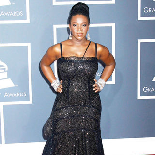 India.Arie in 52nd Annual Grammy Awards