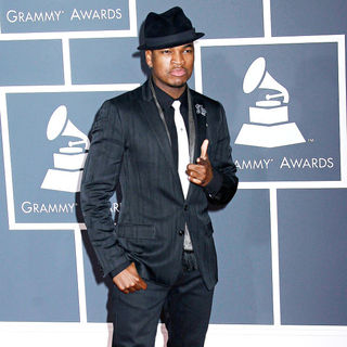 Ne-Yo in 52nd Annual Grammy Awards