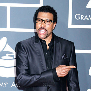 Lionel Richie in 52nd Annual Grammy Awards