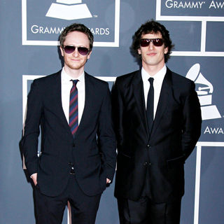 Andy Samberg, Akiva Schaffer in 52nd Annual Grammy Awards