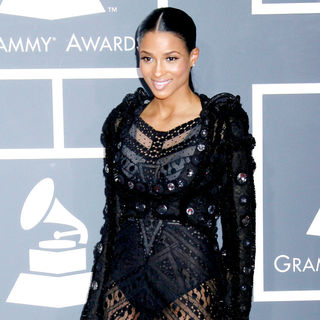 Ciara in 52nd Annual Grammy Awards
