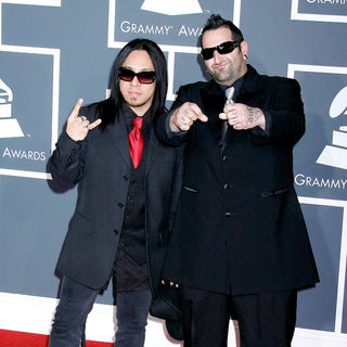 Sin Quirin, Aaron Rossi in 52nd Annual Grammy Awards
