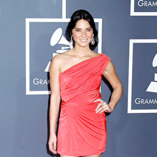 Olivia Munn in 52nd Annual Grammy Awards