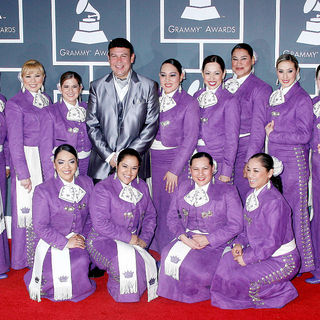 Mariachi Reyna de Los Angeles in 52nd Annual Grammy Awards