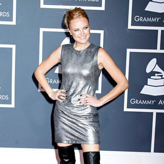 Malin Akerman in 52nd Annual Grammy Awards