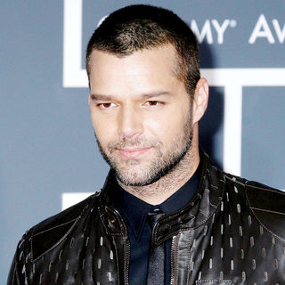 Ricky Martin in 52nd Annual Grammy Awards