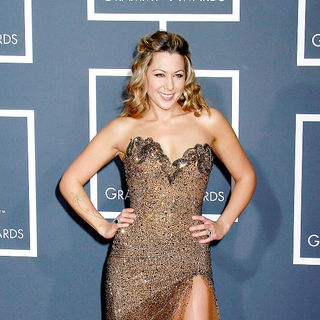Colbie Caillat in 52nd Annual Grammy Awards