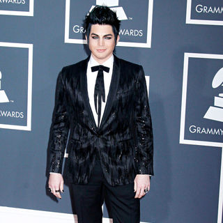 Adam Lambert in 52nd Annual Grammy Awards