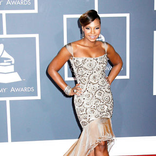 Ashanti in 52nd Annual Grammy Awards