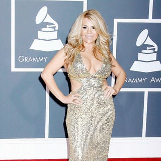 Stefany Montiel in 52nd Annual Grammy Awards