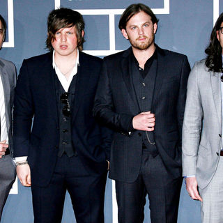 Kings of Leon in 52nd Annual Grammy Awards