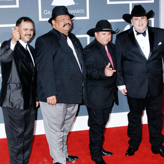 Los Texmaniacs in 52nd Annual Grammy Awards