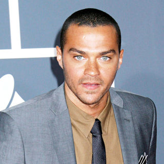 Jesse Williams in 52nd Annual Grammy Awards