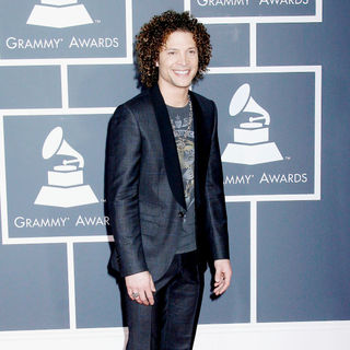 Justin Guarini in 52nd Annual Grammy Awards