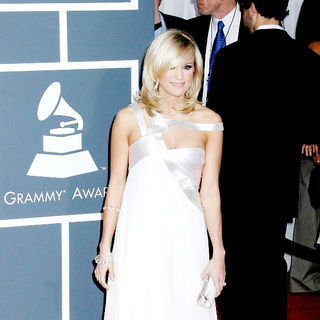 Carrie Underwood in 52nd Annual Grammy Awards