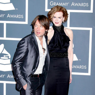 Keith Urban, Nicole Kidman in 52nd Annual Grammy Awards