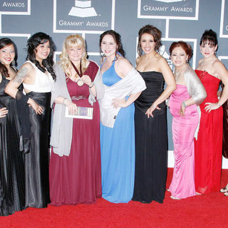 The Mariachi Divas in 52nd Annual Grammy Awards