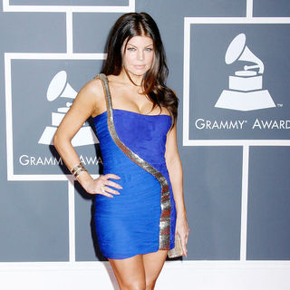 Stacy Ferguson in 52nd Annual Grammy Awards