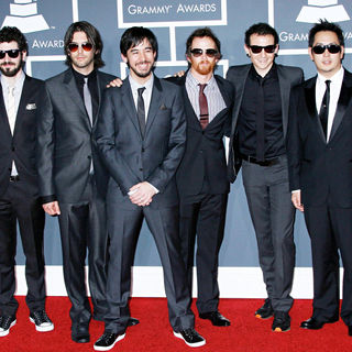 Linkin Park in 52nd Annual Grammy Awards