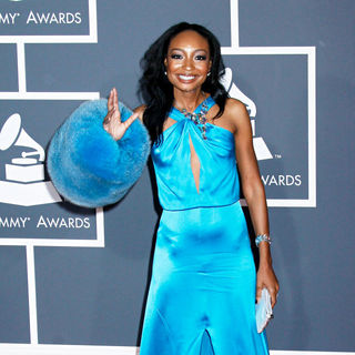 Malina Moye in 52nd Annual Grammy Awards