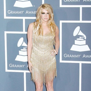 Ke$ha in 52nd Annual Grammy Awards