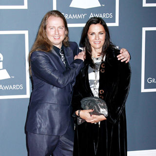 Roy Orbison Jr., Barbara Orbison in 52nd Annual Grammy Awards