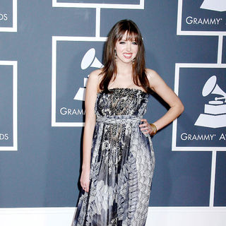 Francesca Battistelli in 52nd Annual Grammy Awards