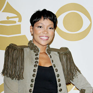 Monica in The Grammy Nominations Concert Live
