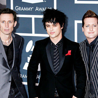 Green Day in 52nd Annual Grammy Awards