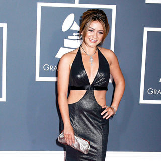 Myra in 52nd Annual Grammy Awards