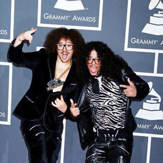 LMFAO in 52nd Annual Grammy Awards