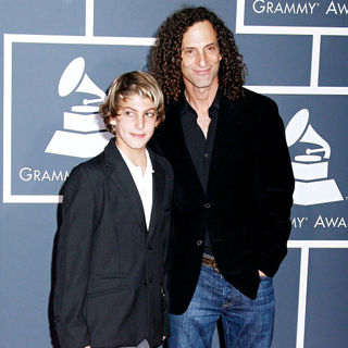 Kenny G in 52nd Annual Grammy Awards