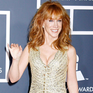 Kathy Griffin in 52nd Annual Grammy Awards