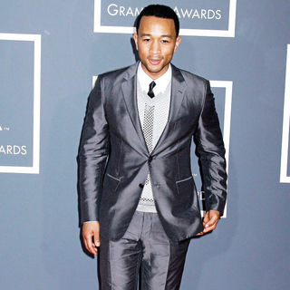 John Legend in 52nd Annual Grammy Awards