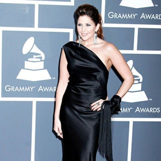 Hillary Scott, Lady Antebellum in 52nd Annual Grammy Awards