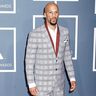 Common in 52nd Annual Grammy Awards