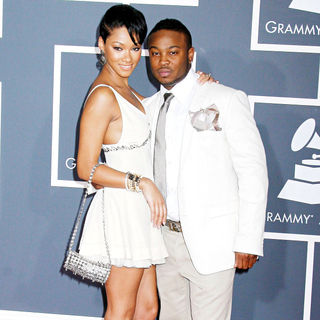 Bria Murphy, Pleasure P in 52nd Annual Grammy Awards