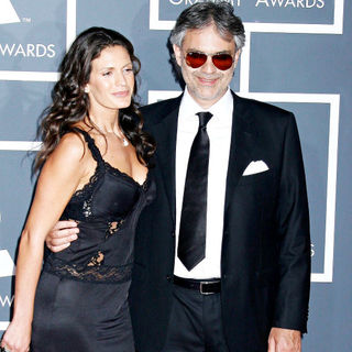 Andrea Bocelli in 52nd Annual Grammy Awards