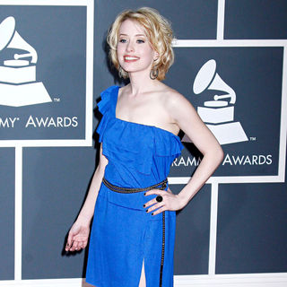 Alexis Grace in 52nd Annual Grammy Awards