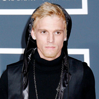 Aaron Carter in 52nd Annual Grammy Awards