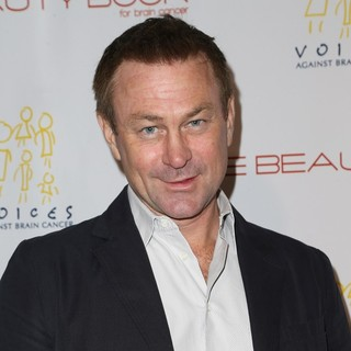 Grant Bowler in The Beauty Book for Brain Cancer Edition Two Launch Party
