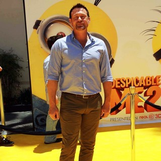 Grant Bowler in Premiere of Universal Pictures' Despicable Me 2