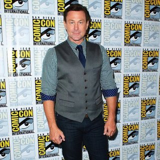 Grant Bowler in San Diego Comic-Con International 2014 - Defiance - Press Room