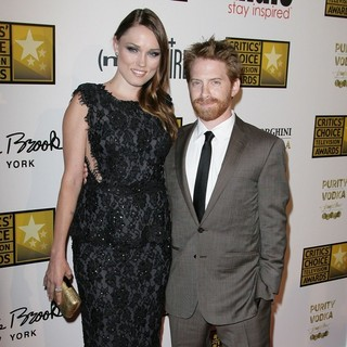 Clare Grant, Seth Green in Broadcast Television Journalists Association's 3rd Annual Critics' Choice Television Awards