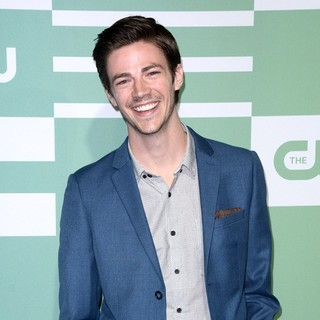 Grant Gustin in The CW Network's 2015 Upfront