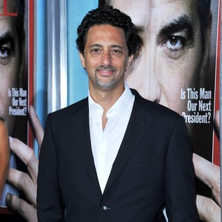 Grant Heslov in The Premiere of The Ides of March - Arrivals